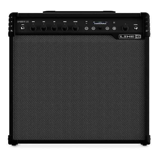 【送料込】LINE6 ラインシックス Spider V120 ワイヤレス・レシーバー内蔵 ギターアンプ 【smtb-TK】