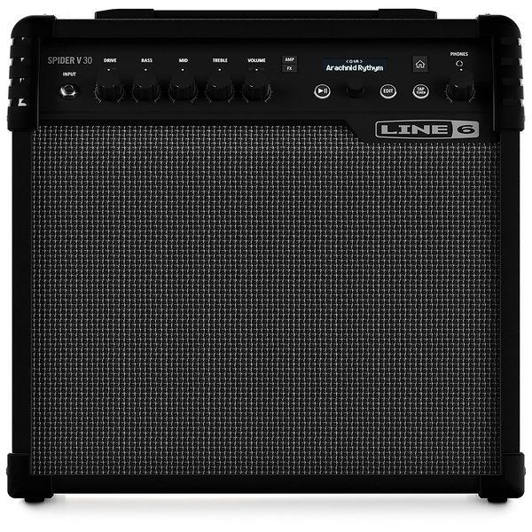 【送料込】LINE6 ラインシックス Spider V30 ギターアンプ 【smtb-TK】