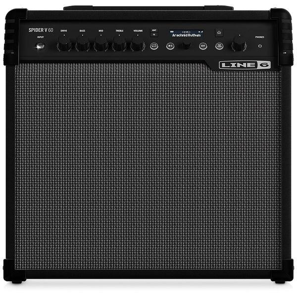 【送料込】LINE6 ラインシックス Spider V60 ワイヤレス・レシーバー内蔵 ギターアンプ 【smtb-TK】