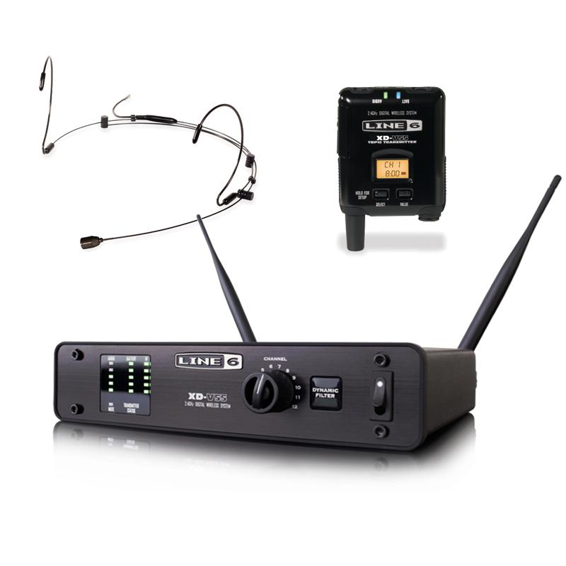 【送料込】LINE6/ラインシックス XD-V55HS デジタルワイヤレス【smtb-TK】