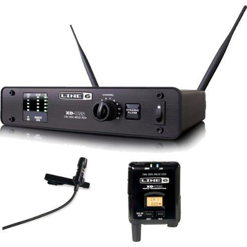 XD-V55L 【送料込】LINE6/ラインシックス ワイヤレス・システム【smtb-TK】