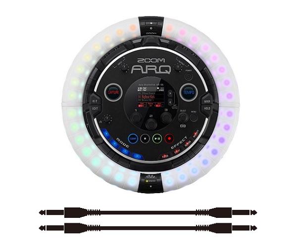 【送料込】【audio-technica製接続ケーブル*2本付】ZOOM ズーム AR-96 クリエイションのすべてを塗り替える ARQ Aero RhythmTrak【smtb-TK】