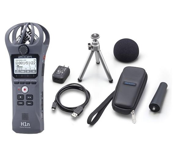 上品 【送料込】【アクセサリパッケージ/APH-1n付】ZOOM ズーム H1n/G グレー H1n/G グレー ズーム シンプル操作の高音質レコーダー【smtb-TK】, AMUSE STORE:f3b085c4 --- test.ips.pl