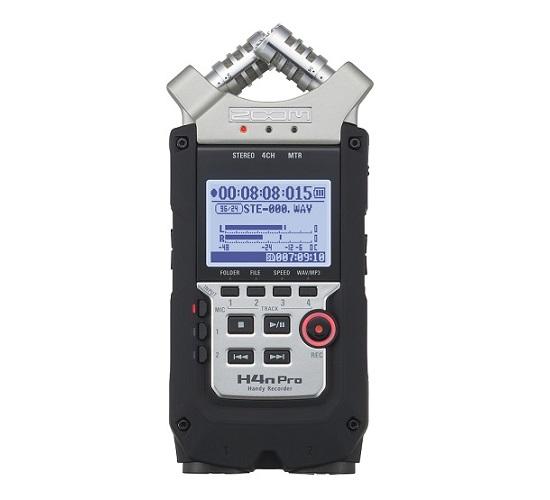 【送料込】ZOOM ズーム H4nPro 小さいマルチトラックレコーダー H4nSP後継機【smtb-TK】