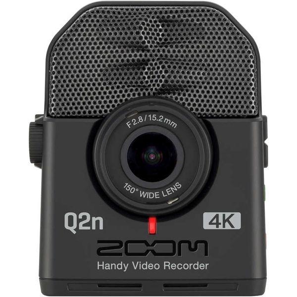 【送料込】ZOOM ズーム Q2n-4K ミュージシャンのための4Kカメラ Handy Video Recorder ハンディビデオレコーダー【smtb-TK】