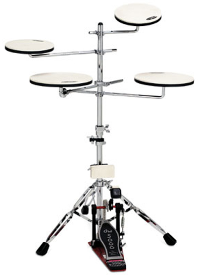 【送料込】DW DW-PAD-TS5 トレーニングドラム 「Go Anywhere Practice Kit」【smtb-TK】