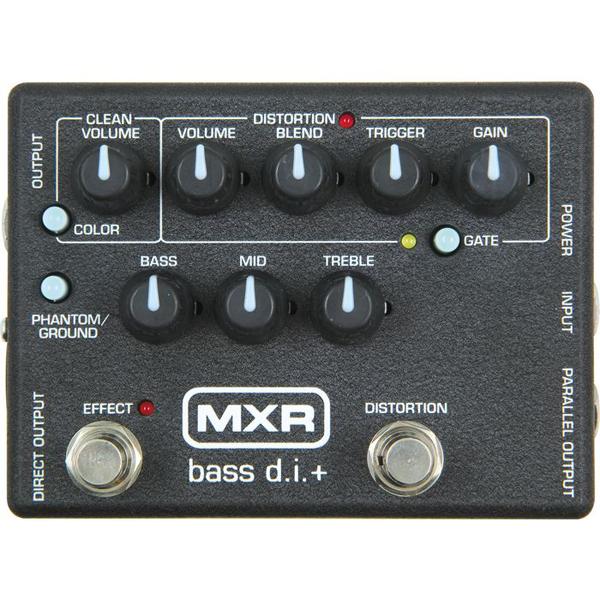 【送料込】【国内正規品】MXR M80/M-80 Bass D.I.+ クリーン/ディストーション【smtb-TK】