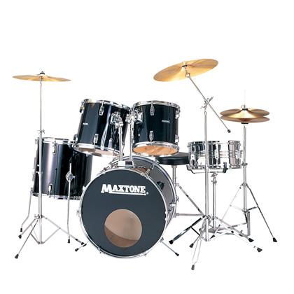 【送料込】Maxtone/マックストーン MX-116DX ドラムセット【smtb-TK】