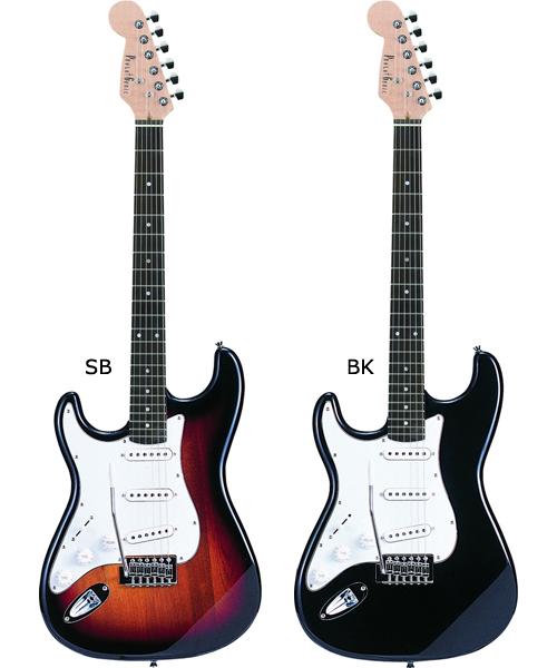 【3点セット】ST250LH レフトハンドモデル Photogenic/フォトジェニック エレキギター ストラトタイプ