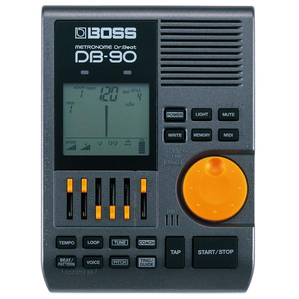 【ポイント7倍】【送料込】BOSS Dr.Beat DB-90 ボス リズム・コーチ機能搭載ドクター・ビート最上位モデル/Roland【smtb-TK】