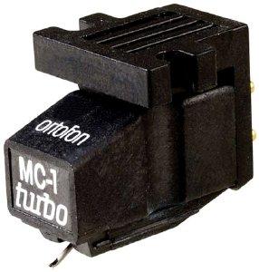 【送料込】ortofon/オルトフォン MC-1 Turbo 低出力のMCエンジンにターボ機構を搭載した高出力エンジン【smtb-TK】