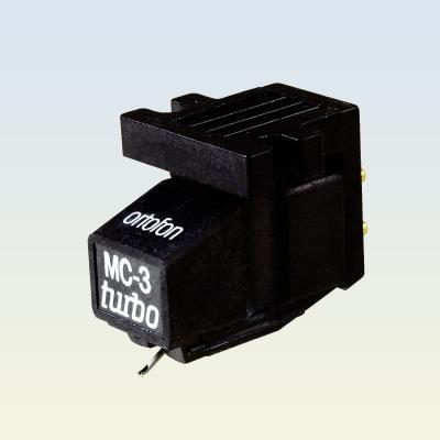 【送料込】ortofon/オルトフォン MC-3 Turbo 低出力のMCエンジンにターボ機構を搭載した高出力エンジン【smtb-TK】