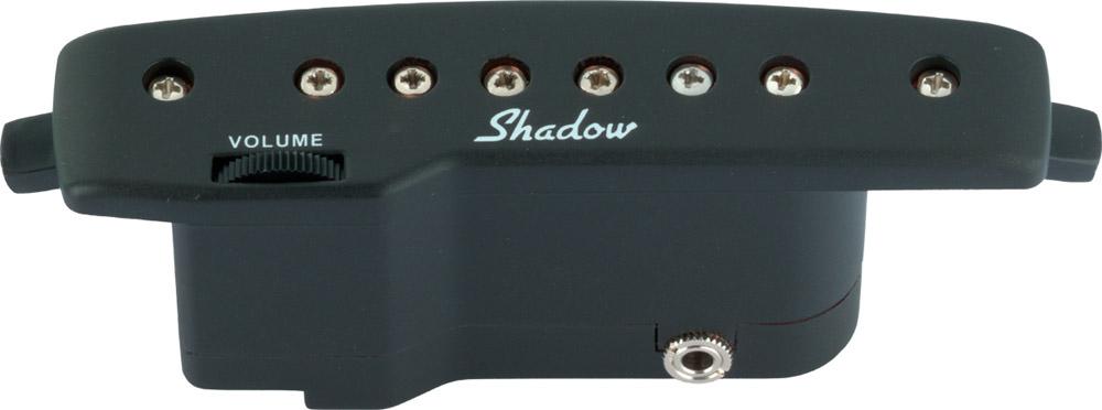 【送料込】Shadow/シャドウ SH 145 BLACK Magnetic Soundhole pickups /マグネティック・サウンドホール・ピックアップ【smtb-TK】