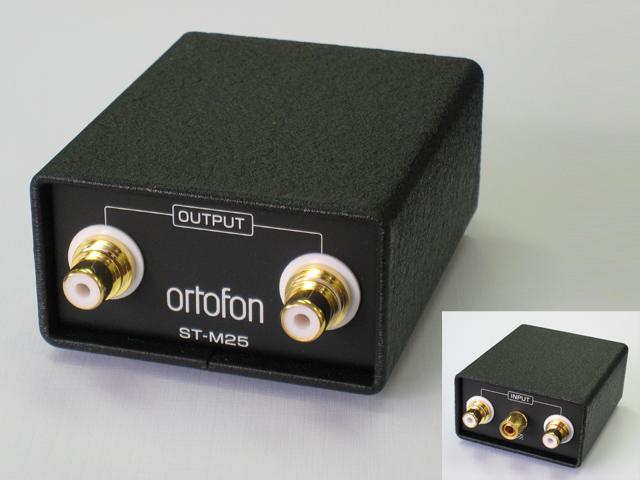 【送料込】ortofon/オルトフォン ST-M25 昇圧トランス【smtb-TK】
