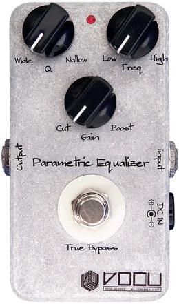 【送料込】VOCU/ヴォーキュ Parametric Equalizer (All Hand Wiring)【smtb-TK】