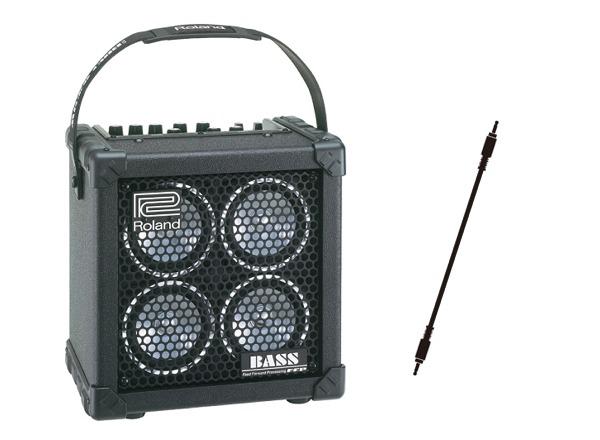 【送料込】【接続ケーブル付】Roland/ローランド MICRO CUBE BASS RX/MCB-RX ベースアンプ【smtb-TK】