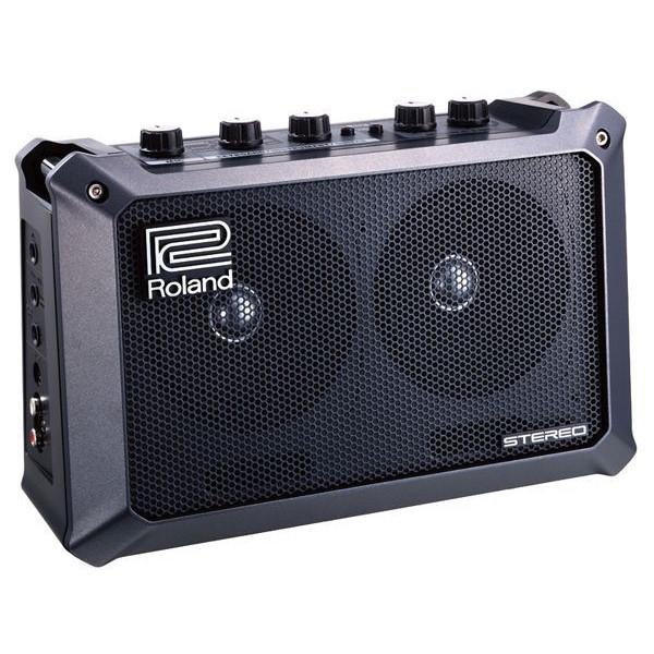 【送料込】Roland/ローランド MOBILE CUBE スピーカー内蔵多目的小型ステレオアンプ