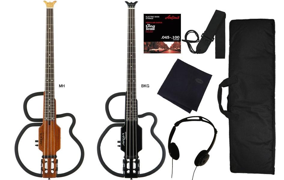 【送料込】【6点セット】ARIA/アリア AS-691B Sinsonido/シンソニード Bass Guitar【smtb-TK】