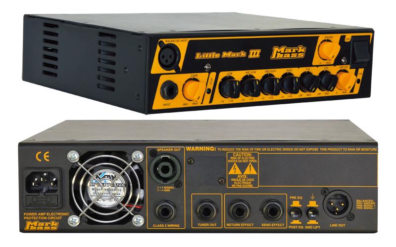 【送料込】Markbass/マークベース Little Mark III(MAK-LM3) ベースアンプヘッド【smtb-TK】