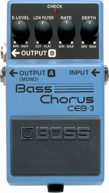 【送料込】BOSS/ボス CEB-3 Bass Chorus【smtb-TK】
