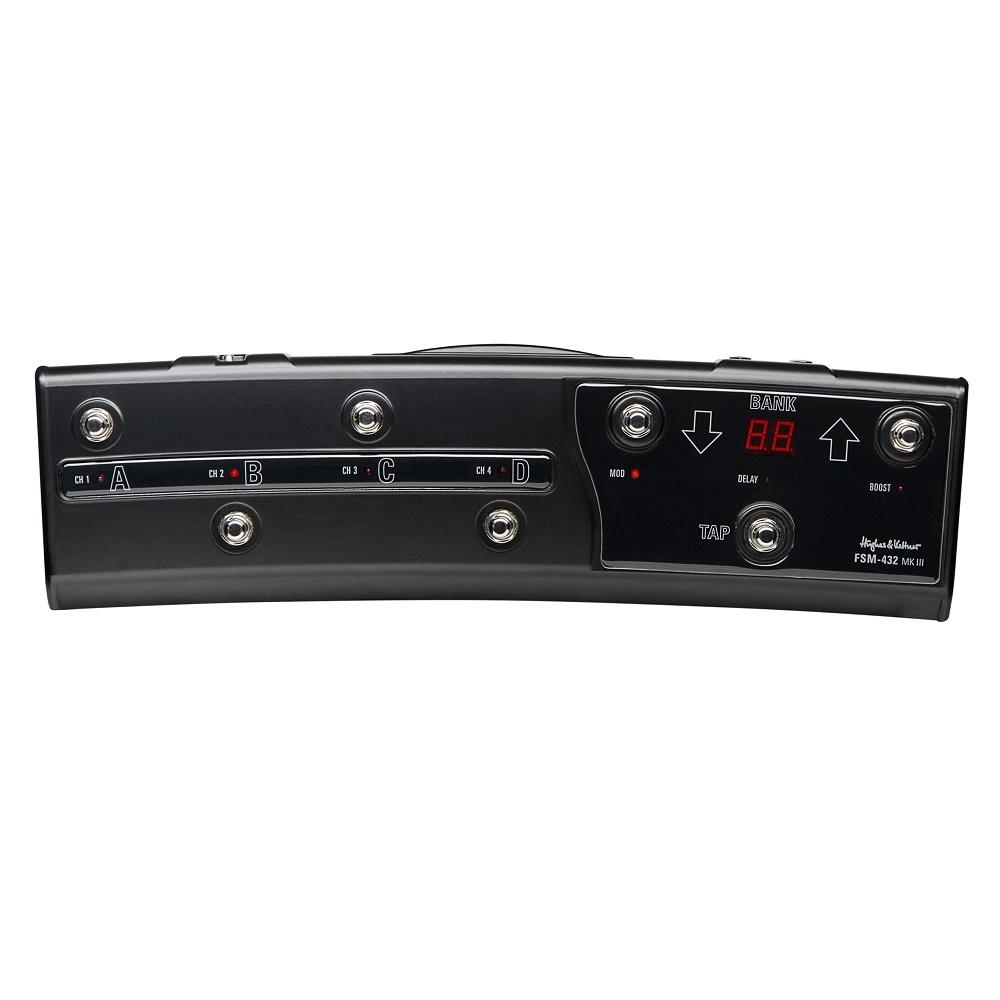 【送料込】Hughes&Kettner/ヒュース&ケトナー FSM432 MKIII MIDI BOARD フットボード(HUK-FSM432/3)【smtb-TK】