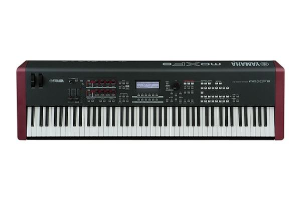 【送料込】YAMAHA/ヤマハ MOXF8 MOTIFシリーズ10余年の歴史の結晶/音楽制作のためのシンセサイザー【smtb-TK】