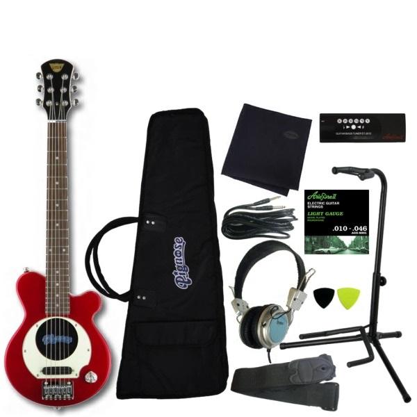 【送料込】【豪華10点セット】Pignose/ピグノーズ PGG-200 CA アンプ内蔵ギター【smtb-TK】