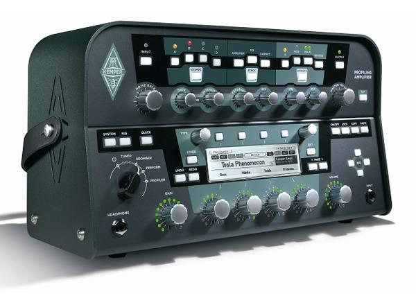 【送料込】Kemper/ケンパー Profiler PowerHead/600Wパワーアンプ内蔵【smtb-TK】