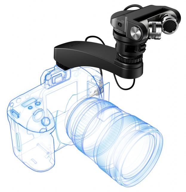 あす楽 送料込 TASCAM タスカム 大特価 smtb-TK デジタル一眼レフ用X-Y方式ステレオマイク TM-2X 2020