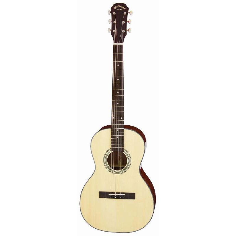 【送料込】【ギグバッグ付】ARIA/アリア ADL-231 N トップ単板 パーラーサイズ アコースティックギター【smtb-TK】