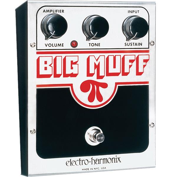 ディストーション【smtb-TK】 PI BIG MUFF 【送料込】【国内正規品】electro-harmonix/エレクトロハーモニックス