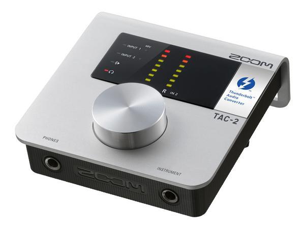 【送料込】ZOOM/ズーム TAC-2 Thunderbolt オーディオコンバーター【smtb-TK】