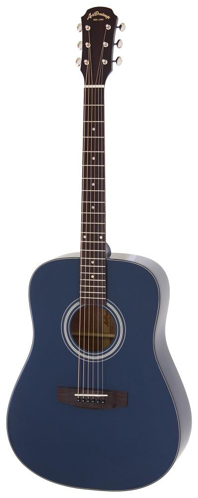 【送料込】【ケース付】ARIA/アリア AD-211 IDB トップ単板 アコースティックギター【smtb-TK】