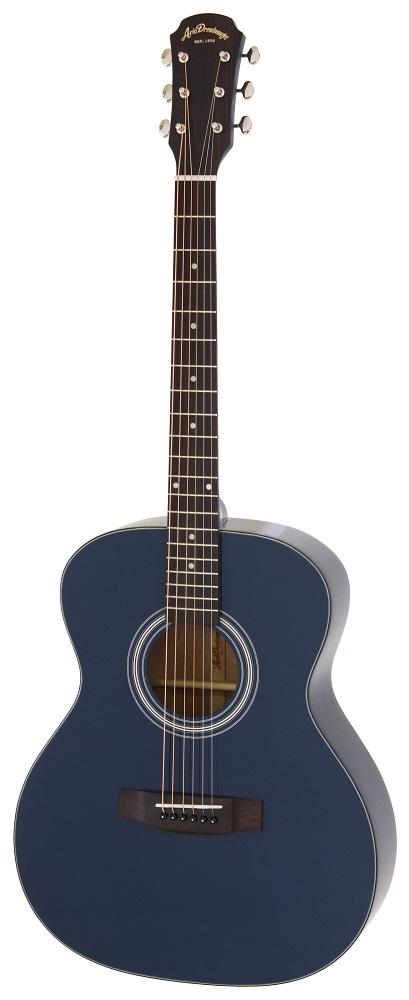 【送料込】【ケース付】ARIA/アリア AF-201 IDB トップ単板 アコースティックギター【smtb-TK】