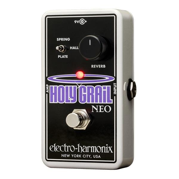 【送料込】【国内正規品】electro-harmonix/エレクトロハーモニックス Holy Grail Neo リバーブ【smtb-TK】
