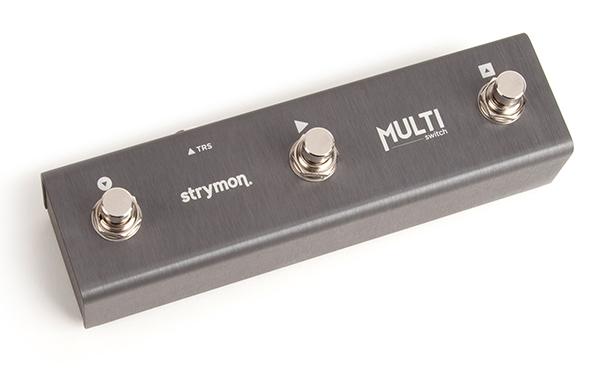 【送料込】Strymon/ストライモン MultiSwitch スイッチングシステム TimeLine、BigSky、Mobius用【smtb-TK】