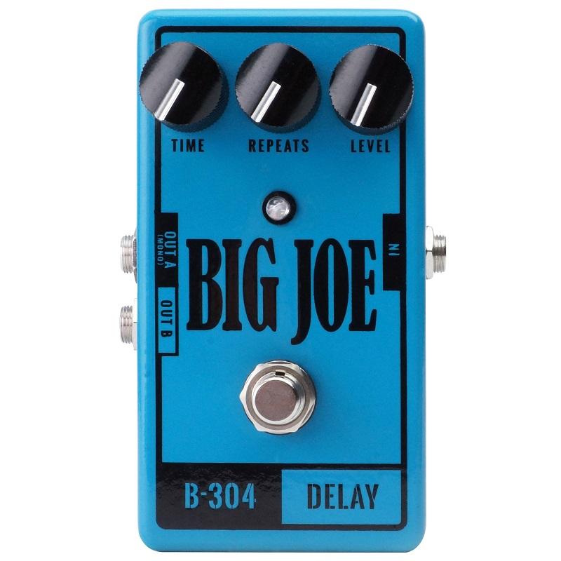 【送料込】BIG JOE/ビッグジョー B-304 ANALOG/HYBRID DELAY ディレイ【smtb-TK】