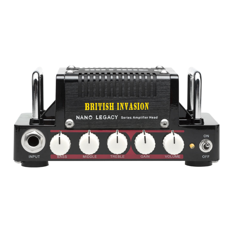 【送料込】HOTONE/ホットトーン BRITISH INVASION 5W アナログ・ギターアンプ【smtb-TK】