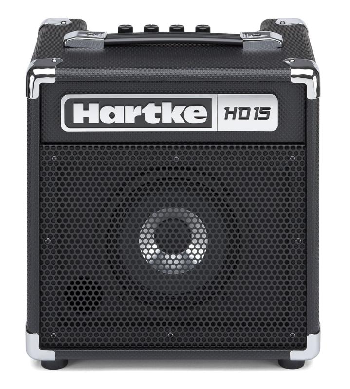 【送料込】【数量限定特価】Hartke/ハートキー HD15 6.5インチHyDriveスピーカー搭載 ベースアンプ コンボアンプ【smtb-TK】