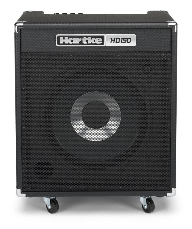 【送料込】Hartke/ハートキー HD150 15インチHyDriveスピーカー搭載 ベースアンプ コンボアンプ【smtb-TK】