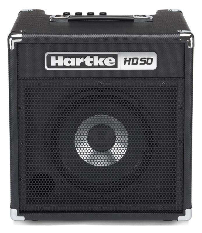 【送料込】【数量限定特価】Hartke/ハートキー HD50 10インチHyDriveスピーカー搭載 ベースアンプ コンボアンプ【smtb-TK】