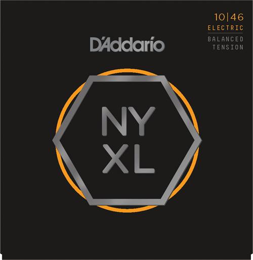 【メール便・送料無料・代引不可】【10セット】D'Addario/ダダリオ NYXL1046BT NYXLエレキギター弦【smtb-TK】