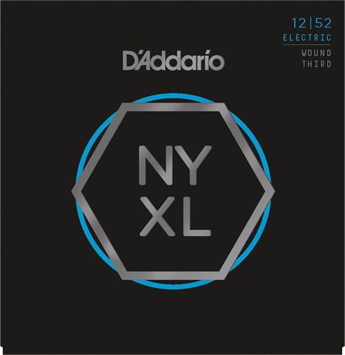 【メール便・送料無料・代引不可】【10セット】D'Addario/ダダリオ NYXL1252W NYXLエレキギター弦【smtb-TK】