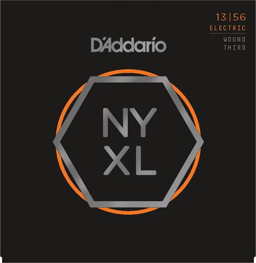 【メール便・送料無料・代引不可】【5セット】D'Addario/ダダリオ NYXL1356W NYXLエレキギター弦【smtb-TK】