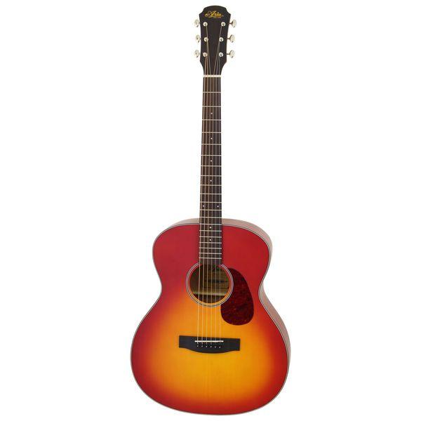 【送料込】【ソフトケース付】ARIA アリア Aria-101/MTCS (Cherry Sunburst) マット塗装 フォークタイプ アコースティックギター【smtb-TK】