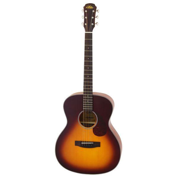 【送料込】【ソフトケース付】ARIA アリア Aria-101/MTTS (Tobacco Sunburst) マット塗装 フォークタイプ アコースティックギター【smtb-TK】