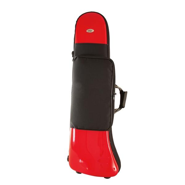 【送料込】bags/バッグス EFTT/24-RED テナー/テナーバストロンボーン用 ファイバーグラス製 ハードケース【smtb-TK】