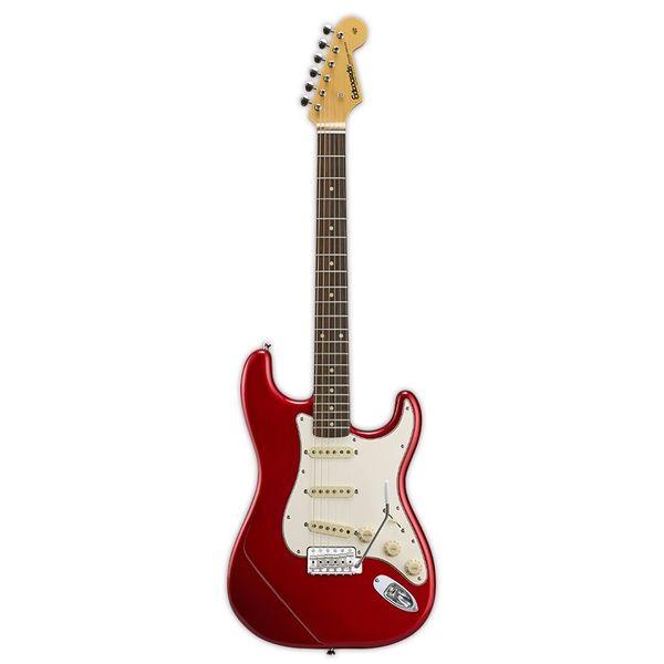 【送料込】edwards/エドワーズ E-ST-125ALR Candy Apple Red ストラトタイプ エレキギター【smtb-TK】