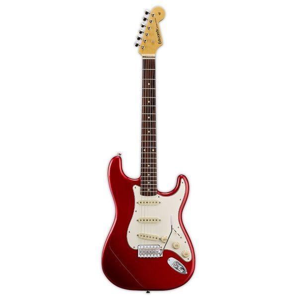 【送料込】edwards/エドワーズ E-ST-90ALR Candy Apple Red ストラトタイプ エレキギター【smtb-TK】