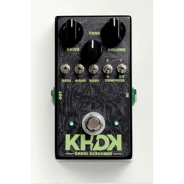 【送料込】KHDK Electronics Ghoul Screamer Kirk Hammett (METALLICA) オーバードライブ【smtb-TK】